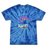 Madison Rose Be Hippy - Tie Dye T-Shirt
