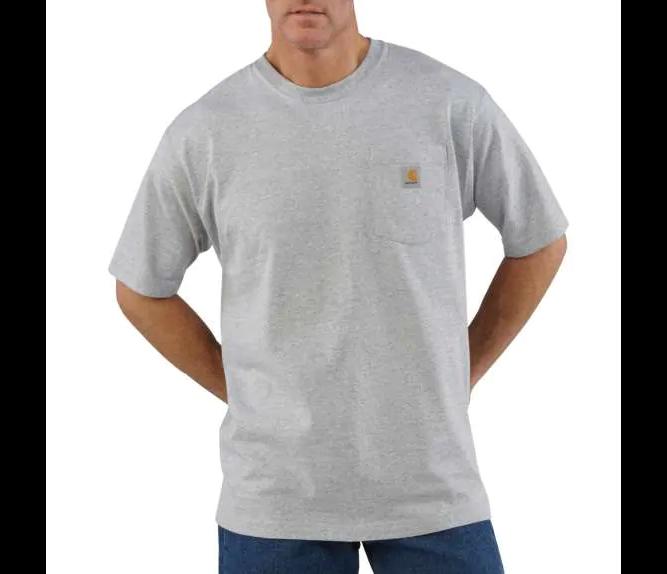 Carhartt Workwear Pocket T-Shirt -  Big