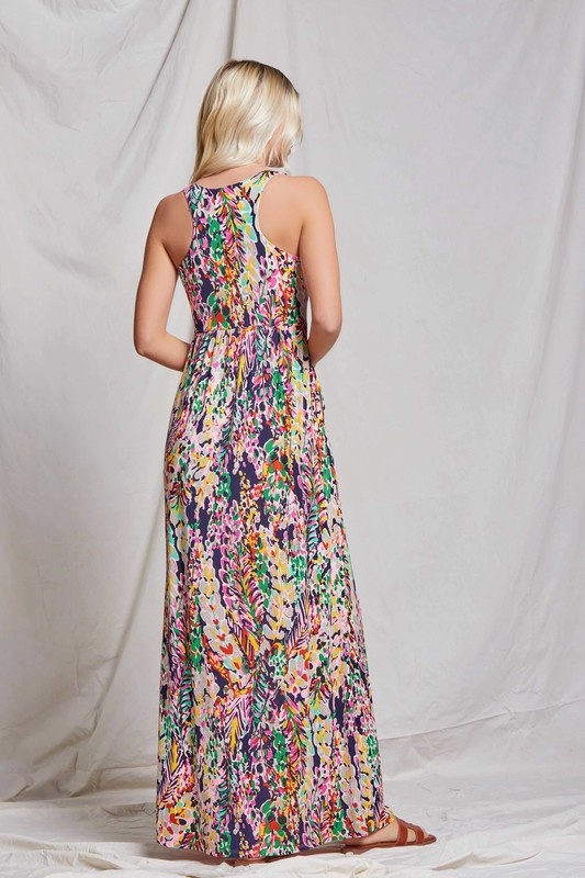 Beeson River Floral Maxi Dress