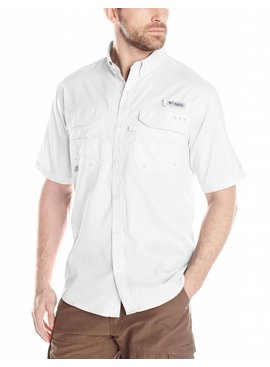 Columbia Sportwear Blood and Guts III Short Sleeve Woven Shirt
