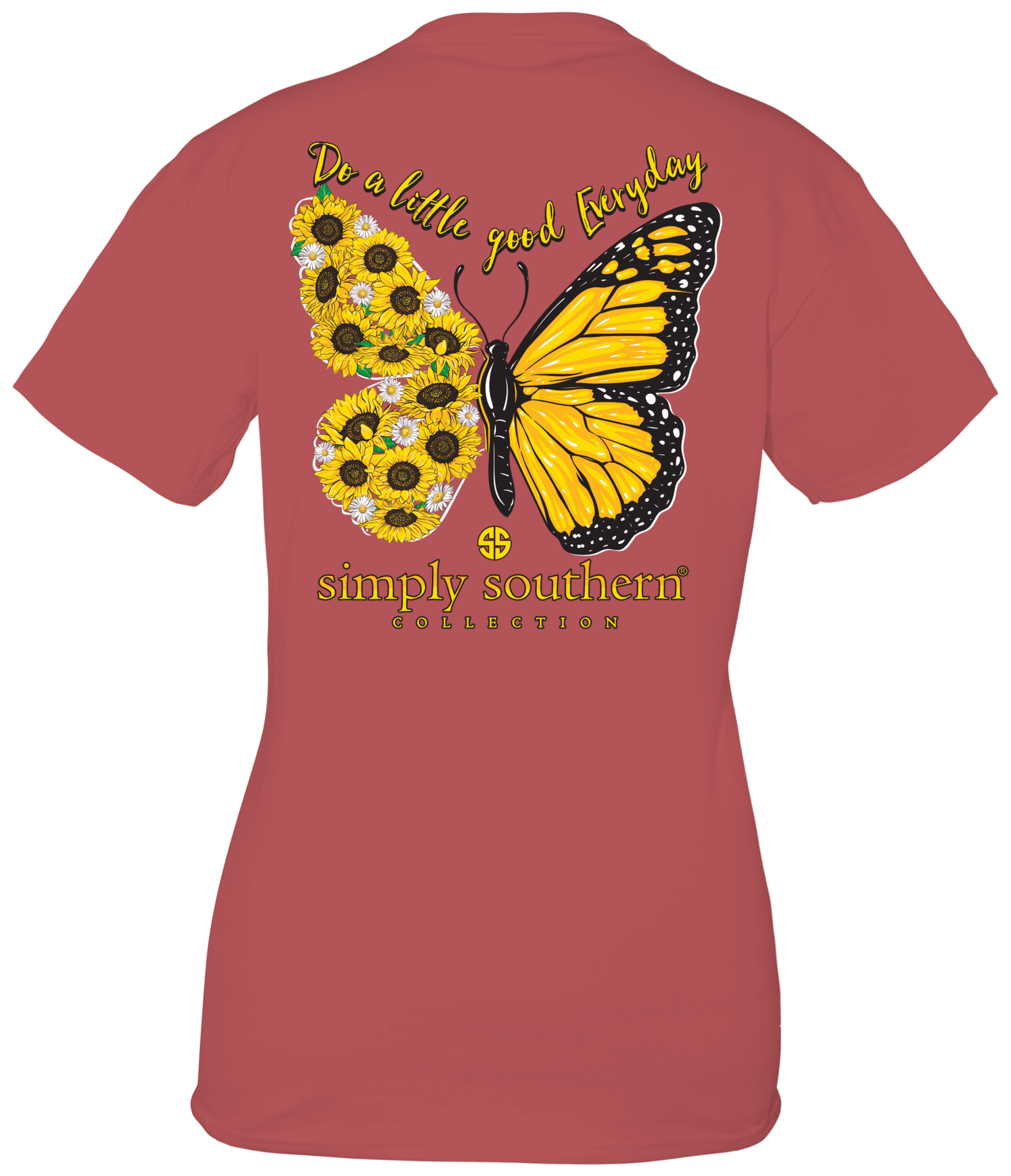 Simply Southern Collection Youth Good Short Sleeve T-Shirt