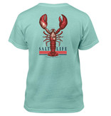 Salt Life YOUTH Lobster Quest Short Sleeve Pocket Tee
