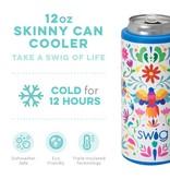 Swig Life Swig Skinny Can Cooler (12oz)
