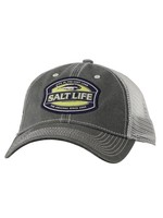 Salt Life In the Cast Lane Mesh Back Hat