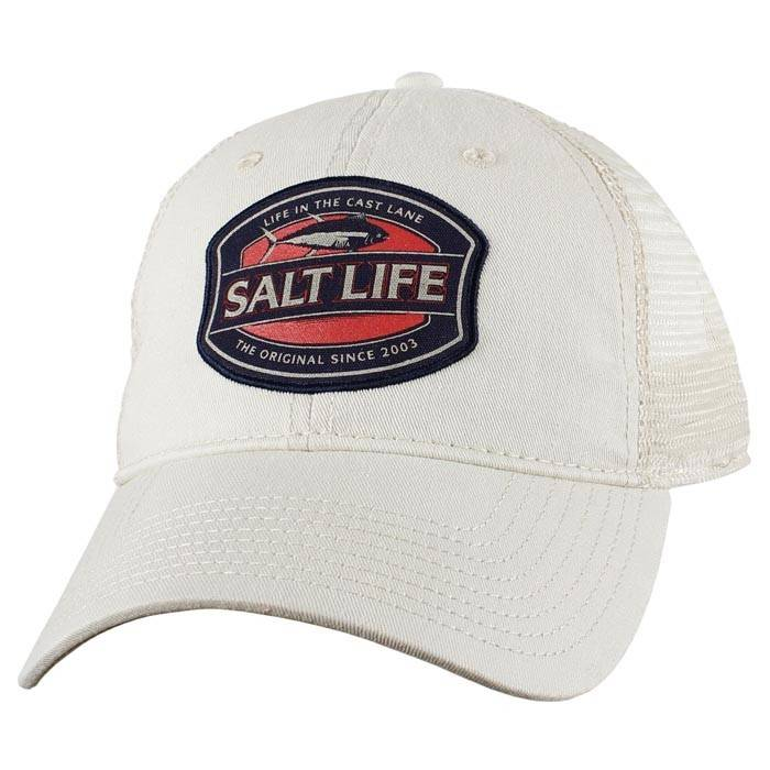 Salt Life Salt Life Life in the Cast Lane Mesh Back Hat
