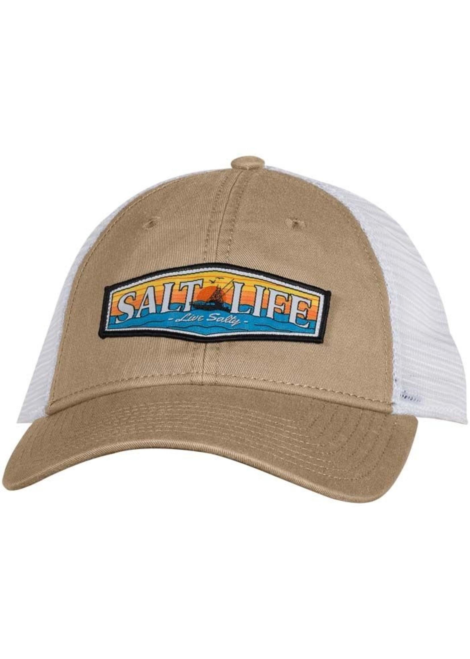 Salt Life Sea Sunset Hat