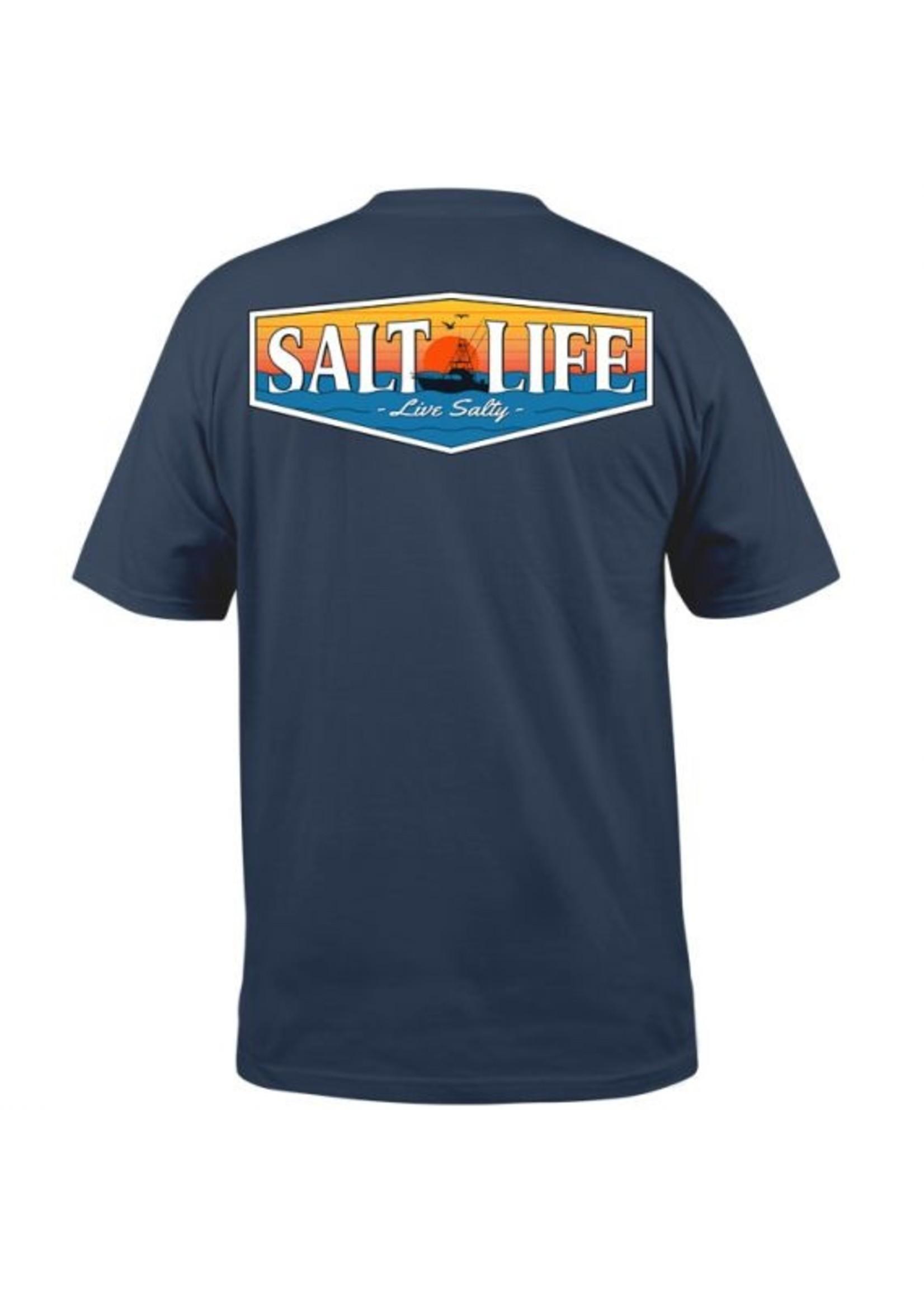 Salt Life Sea Sunset Tee