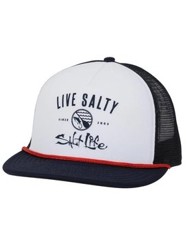 Salt Life Salt Life Waterways Trucker Mesh Hat