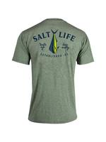 Salt Life Tails Up Tee