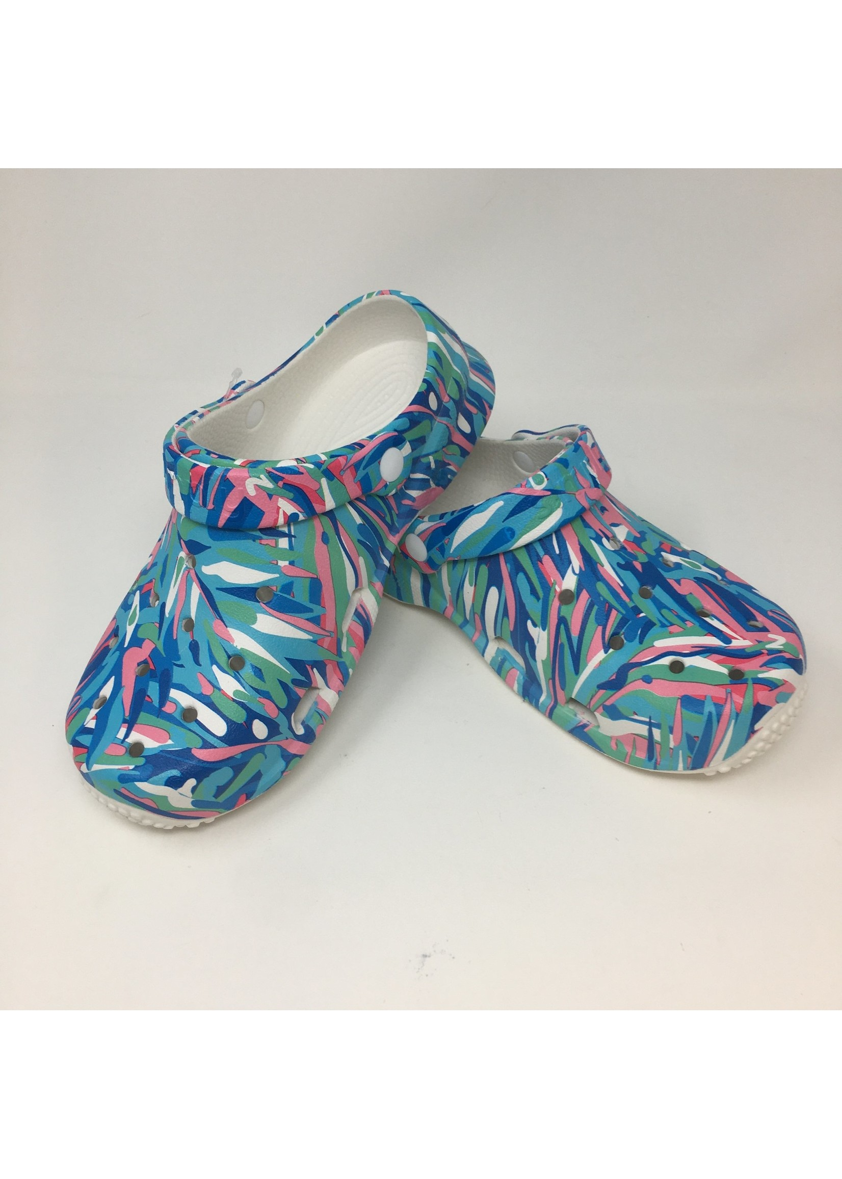 Simply Southern Collection Simply Southern Abstract Clog