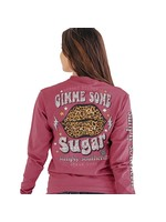 Simply Southern Collection Spread Kindness Gimme Some Sugar Long Sleeve T-Shirt