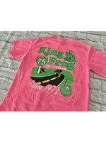 King Frog Clothing Youth King Frog and Lilypad T-shirt