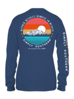 Simply Southern Collection Simply Southern Wander Without Purpose Long Sleeve T-Shirt