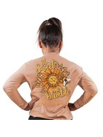 Simply Southern Collection Simply Southern Youth Be Sweet and Bumble Long Sleeve T-Shirt
