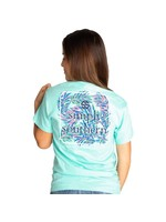 Simply Southern Collection Simply Southern Abstract Logo Short Sleeve T-Shirt