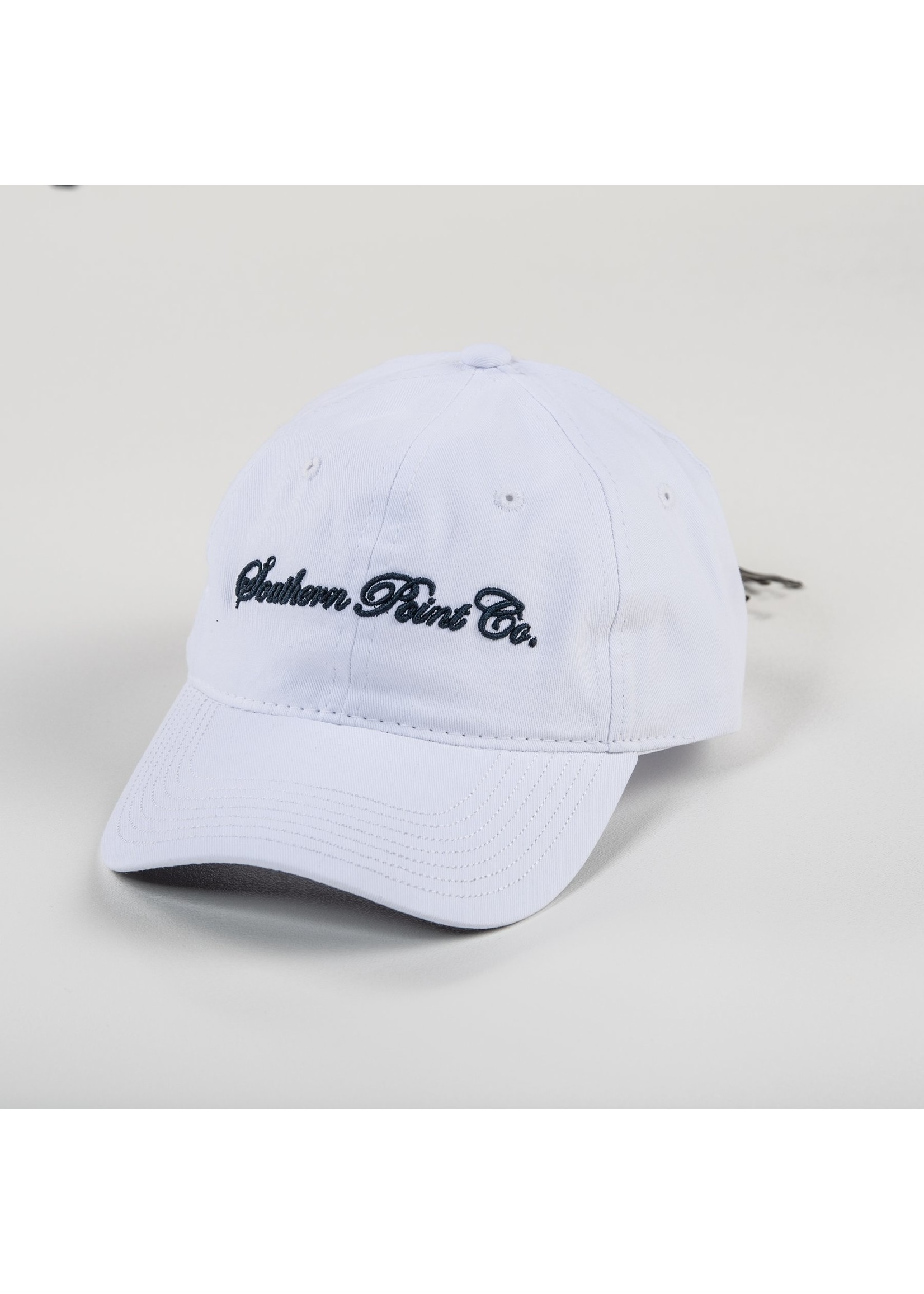 Southern Point Co. Signature Hat Navy Script