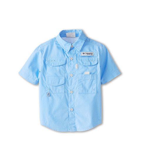 Columbia Sportwear Columbia PFG Bonehead™ Short Sleeve Shirt - Toddler