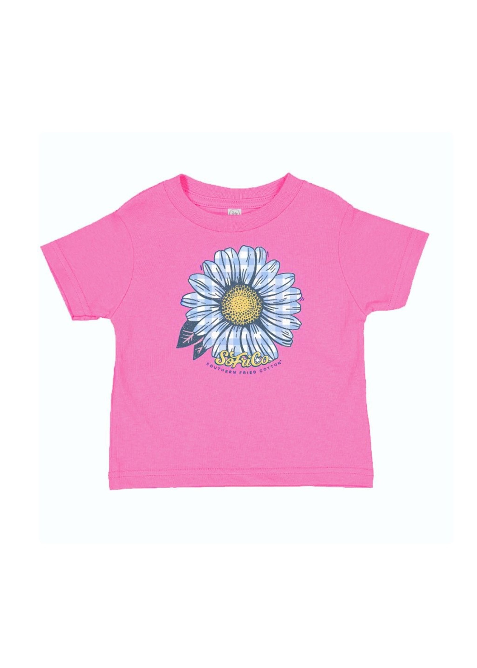 Southern Fried Cotton Let It Be - Toddler Short Sleeve