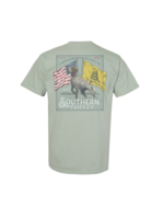 Southern Fried Cotton Pointer Flags