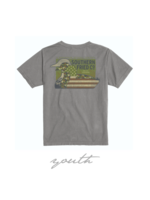 Southern Fried Cotton Youth - Duck Silhouettes Short Sleeve T-Shirt