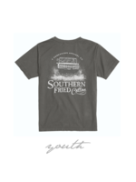 Southern Fried Cotton Youth - Let's Get Stuck Short Sleeve T-Shirt