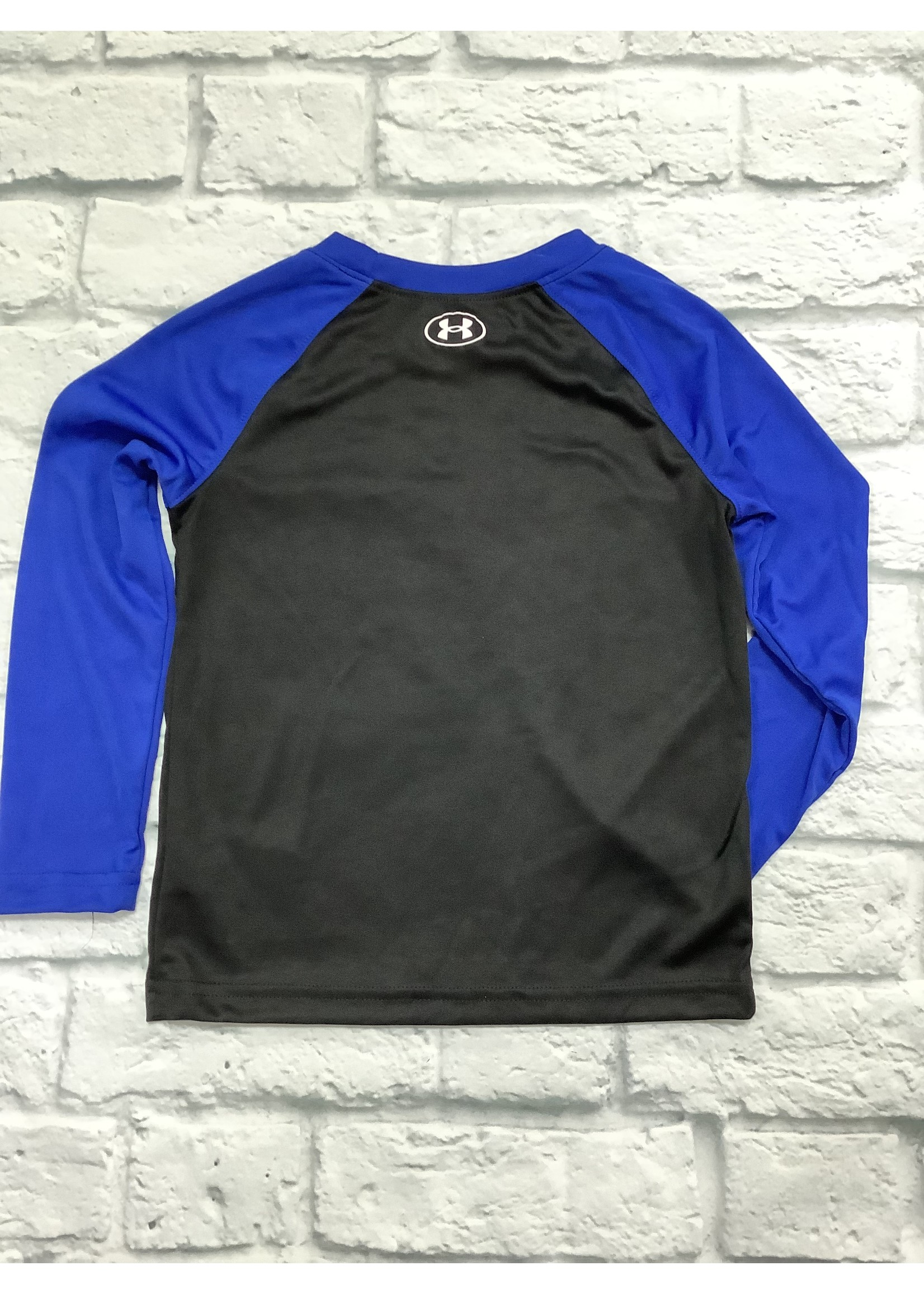 Under Armour Boys Baseball Woodmark Shirt