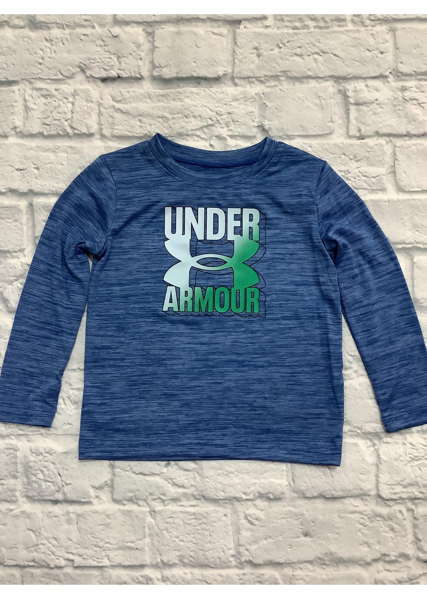 Under Armour Toddler Twist Logo Tee