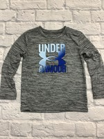 Under Armour Boys Twist Logo Tee