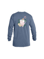 Jane Marie Baby It's Cold Outside L/S T-Shirt