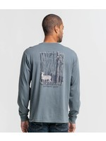 Southern Shirt The Buck Stops Here Tee LS