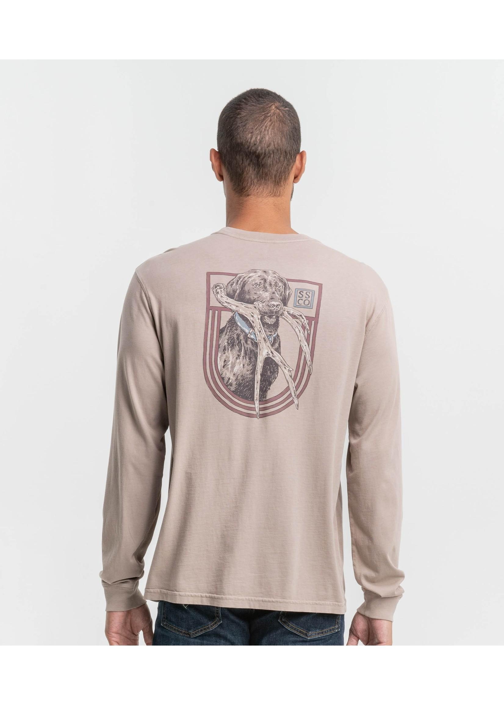 Southern Shirt Antler Shed Lab Tee