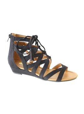 Madeline Girl gladiator-inspired sandal
