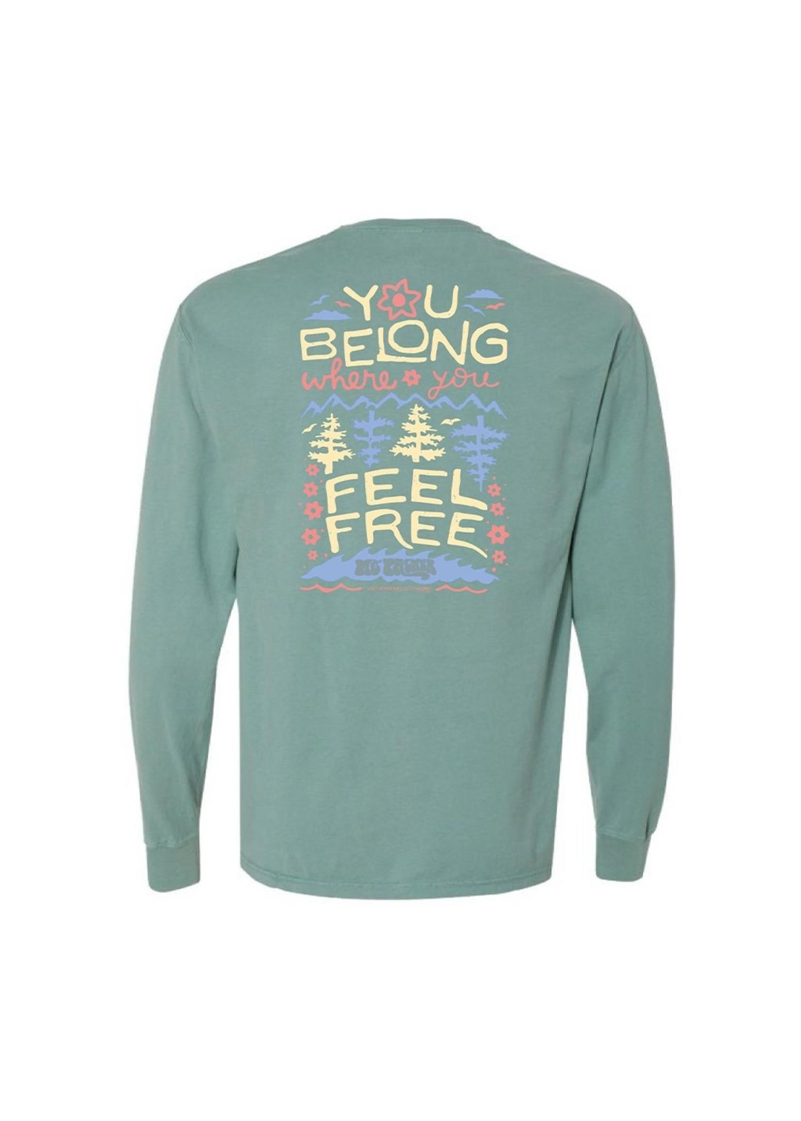 You Belong - Long Sleeve