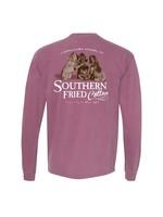 Southern Fried Cotton Best Friends - Long Sleeve