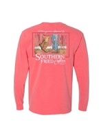 Southern Fried Cotton First Kiss - Long Sleeve