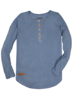 Simply Southern Collection Long Sleeve Henley