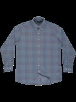 Southern Marsh Winfield Grid Performance Dress Shirt