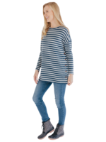 Simply Southern Collection Striped Sweater