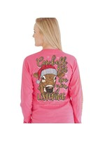 Simply Southern Collection Cowbells Ring Long Sleeve T-Shirt