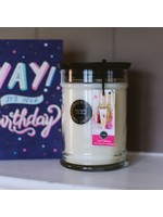 Bridgewater Candle Co., LLC 18oz Large Jar Candle-Let's Celebrate