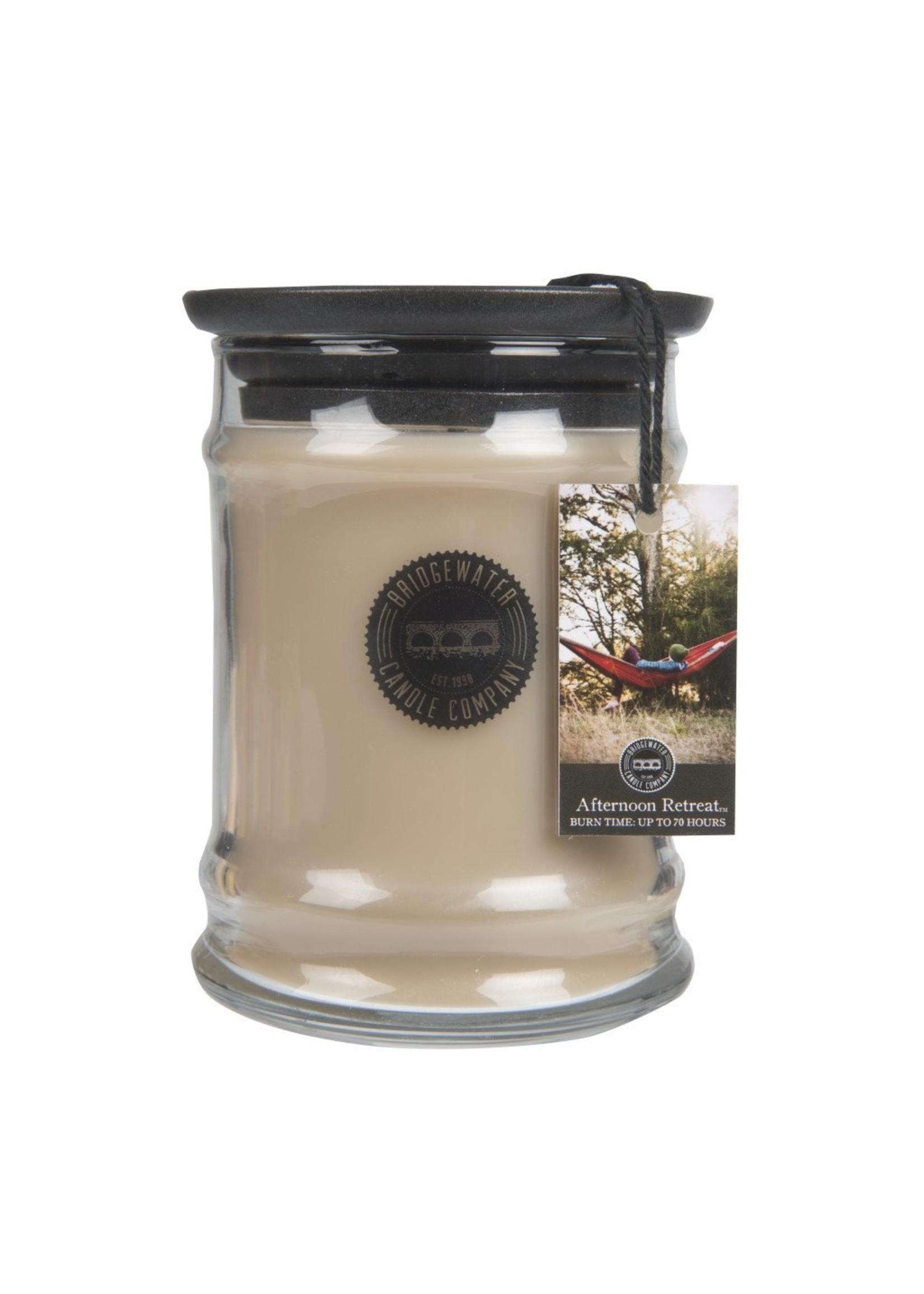 Bridgewater Candle Co., LLC 8oz Jar Candle-Afternoon Retreat
