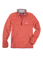 Simply Southern Collection 1/4 Zip Knit Pullover