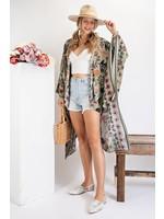 Al I Need Flowy Kimono