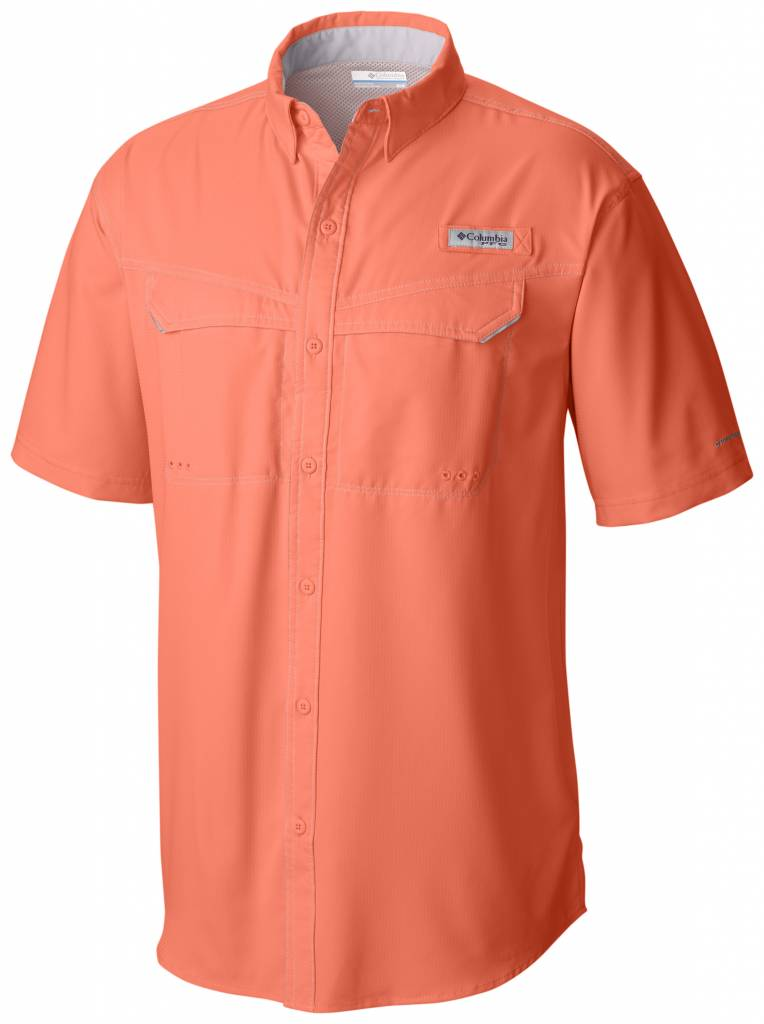 Columbia Mens Low Drag Offshore Ss Shirt