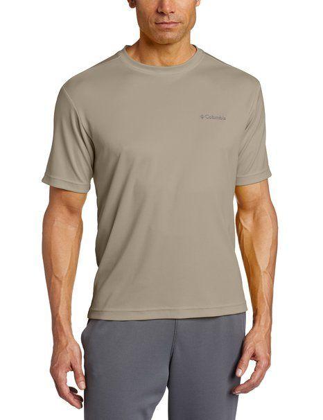 Columbia Sportswear Columbia Men's Meeker Peak Short-Sleeve Crew T-Shirt