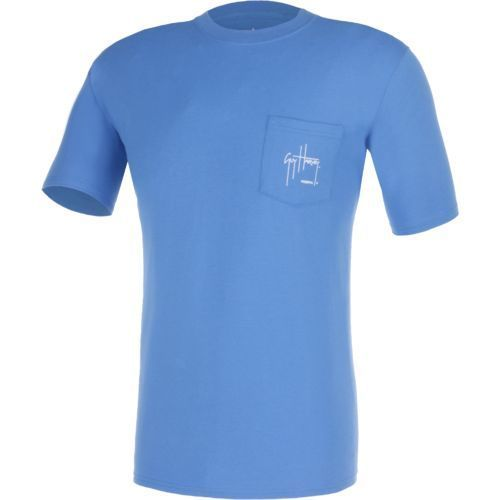 Guy Harvey Guy Harvey Original Fin Pocket T-Shirt