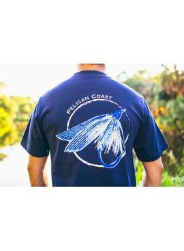 Pelican Coast Clothing Company Pelican Coast Streamer T-Shirt
