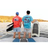 BURLEBO Lake Life To The Fullest - SS Pocket Tee