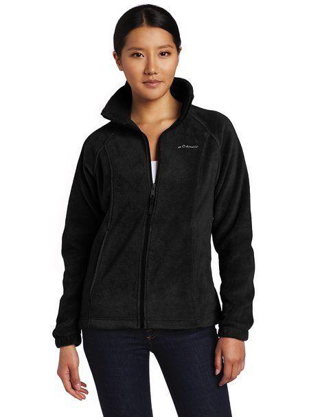 Columbia Sportswear Columbia Benton Springs Full-Zip Fleece Jacket