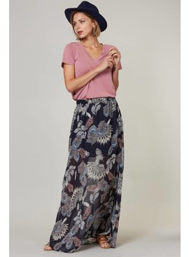 Peach Love California Ramona Skirt